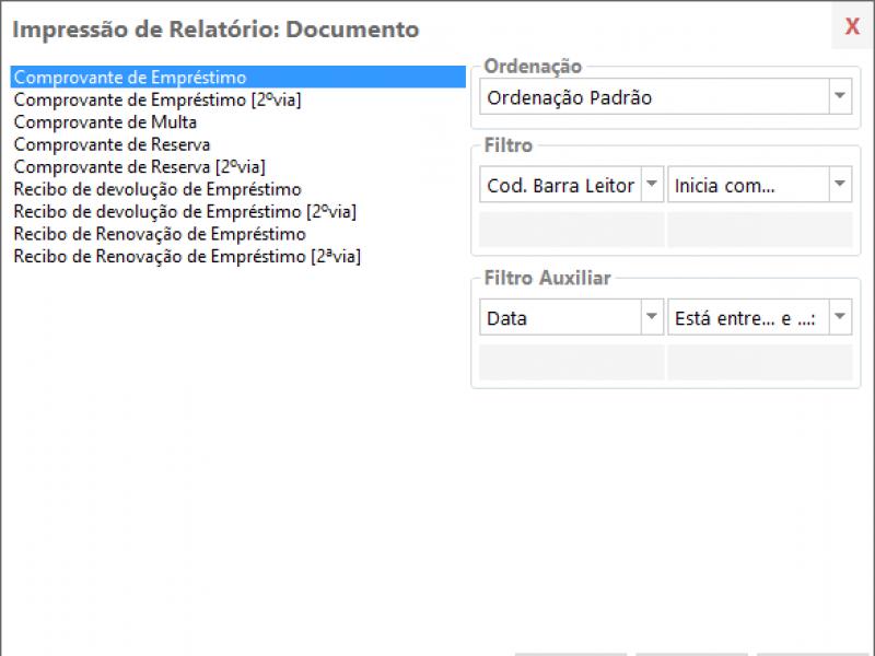 Relatório Documentos Sistema Gestão de Biblioteca