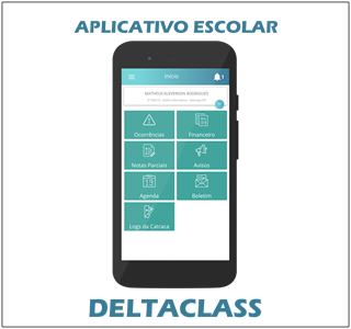 Aplicativo Escolar DeltaClass
