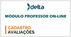 Sistema de Gestão Educacional - Módulo Professor - Avaliações