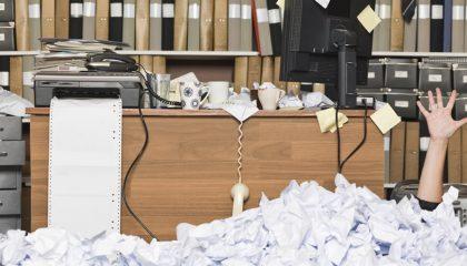 Secretaria Escolar Metodos para Organizar a Documentação