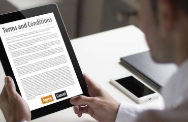 Contrato digital de prestação de serviço educacional