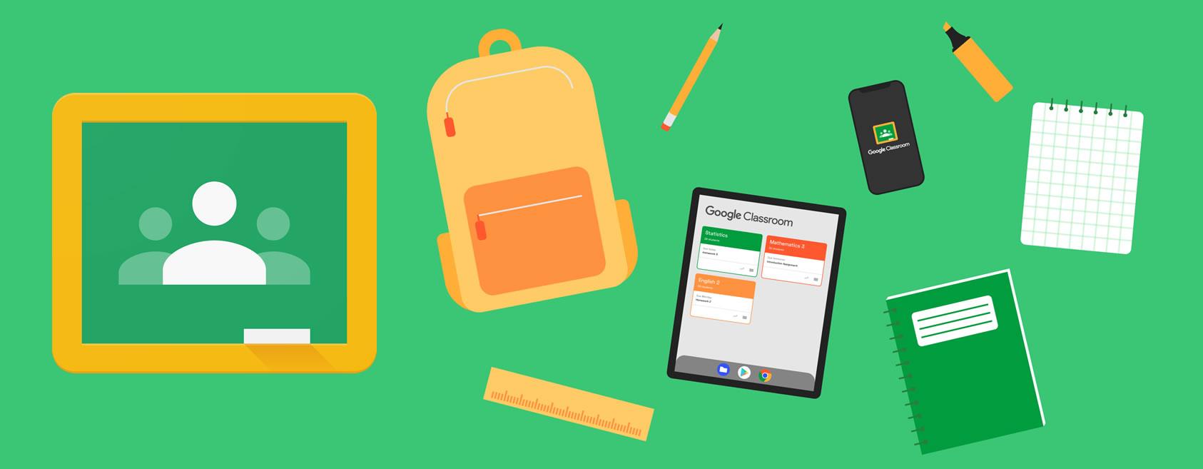 Integração com o Google Classroom